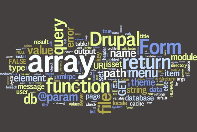 Drupal 7, Development, Fields